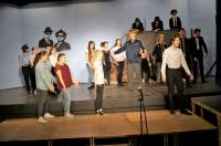 Much Loved Blues Brothers Production Triumphant